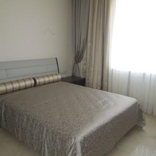 Текстиль для Вадима в спальню.