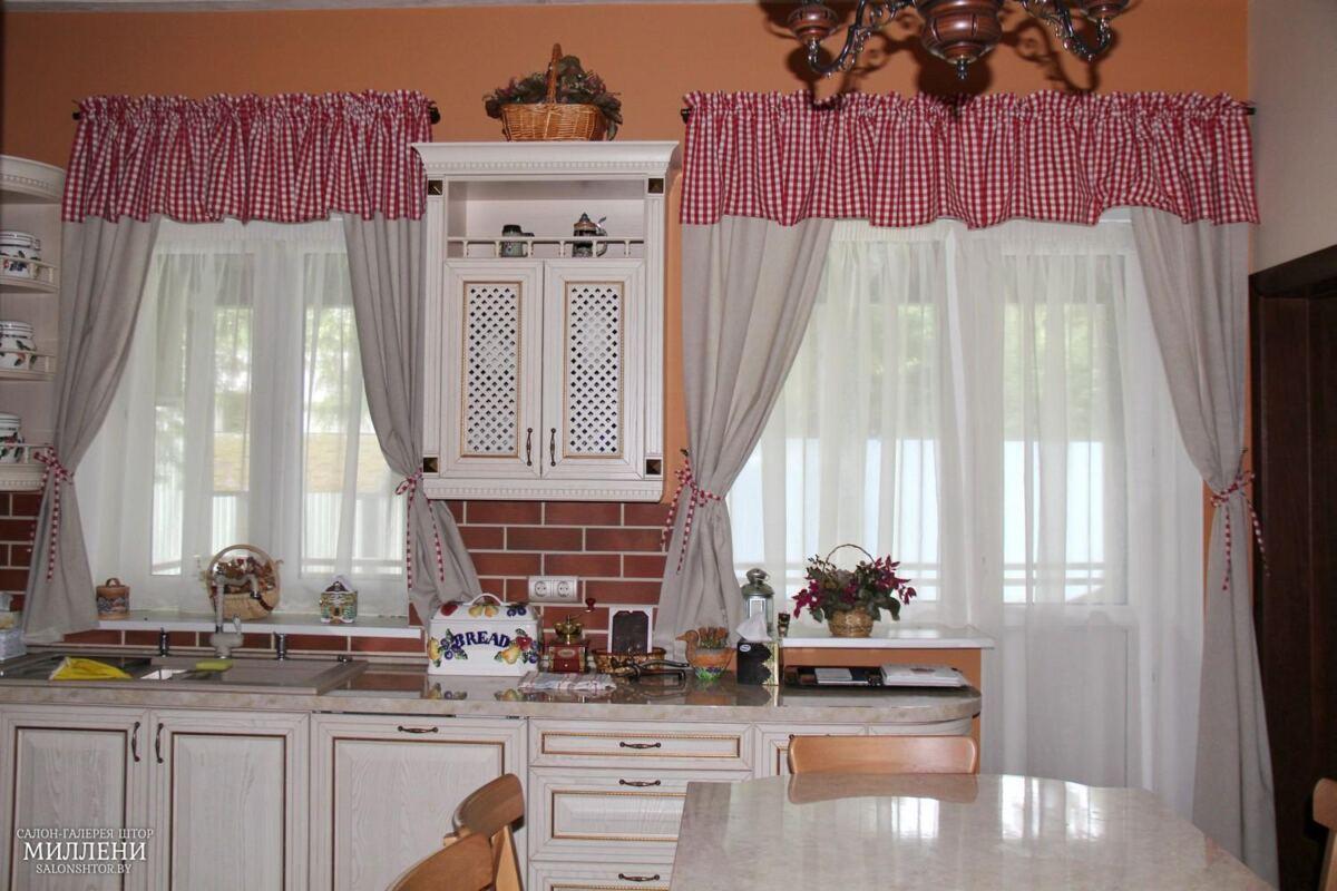 Мастер класс : как сшить шторы для кухни своими руками с выкройками 28