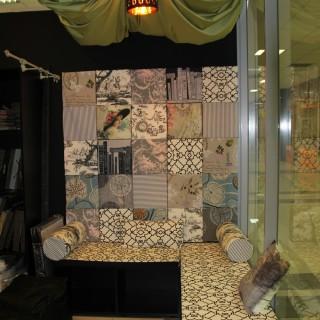 Интерьерный текстиль для салона штор