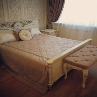 Спальня для Татьяны и Николая