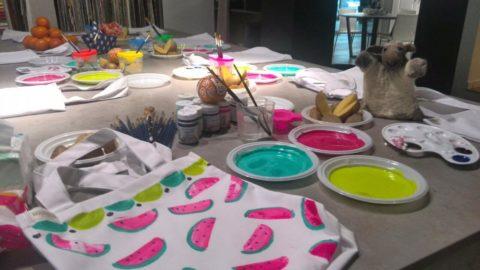 Творческий мастер-класс для маленьких дизайнеров