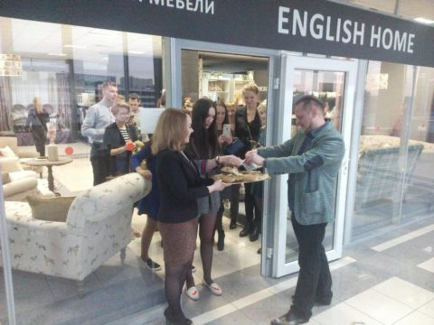 "The Art of British Living: Открытие Дома Английской Мебели и Декора ""English Home"""